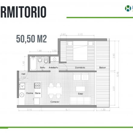 R.VI Plano 1 Dormitorio
