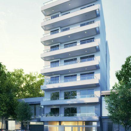 Radixar VII Render Edificio